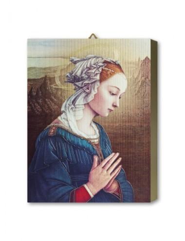 Tavola Lignea della Madonna...