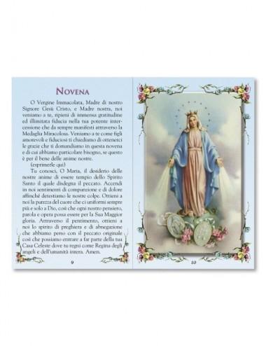Novena a Nostra Signora...