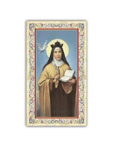 Santino Santa Teresa...