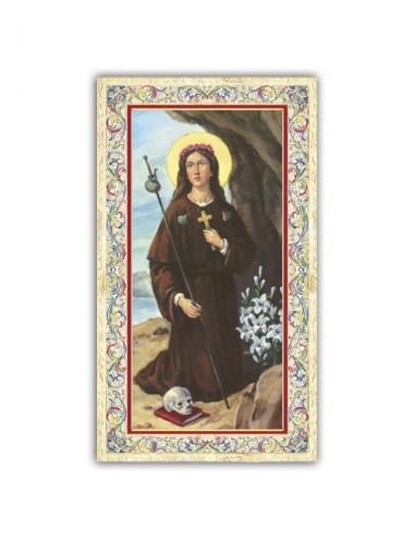 Santino Santa Rosalia con...
