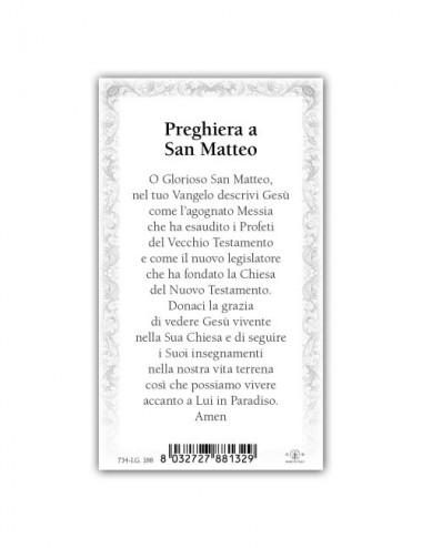 Santino San Matteo...