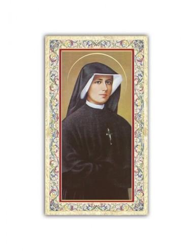 Santino Suor Faustina...