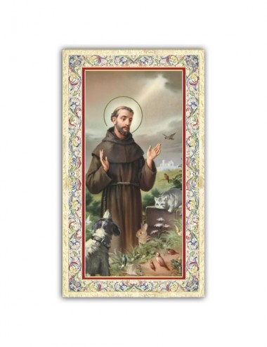 Santino San Francesco...