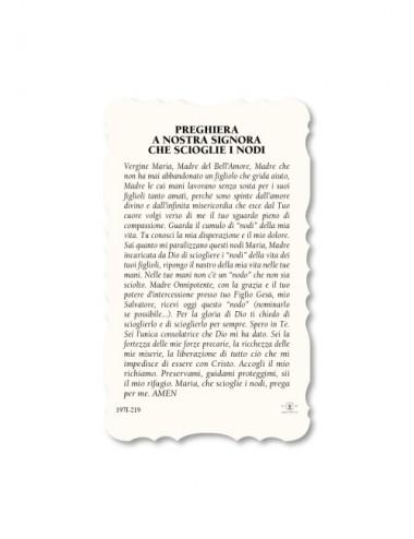 Santino della Madonna dei...