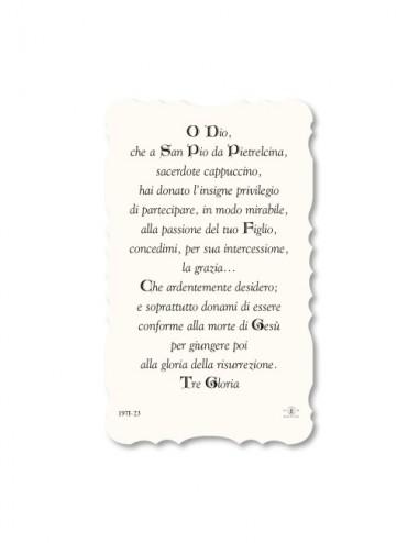 Santino di Padre Pio....