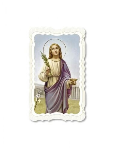 Santino di Santa Lucia....