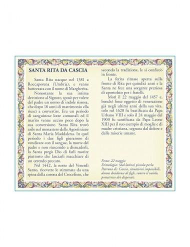 Cartoncino in pergamena di...