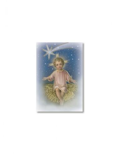 Santino Mignon Gesù Bambino...