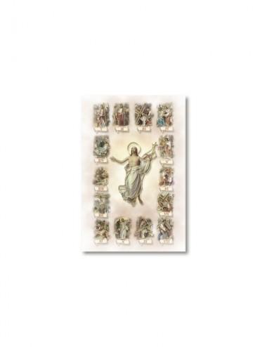 Santino Mignon Via Crucis...