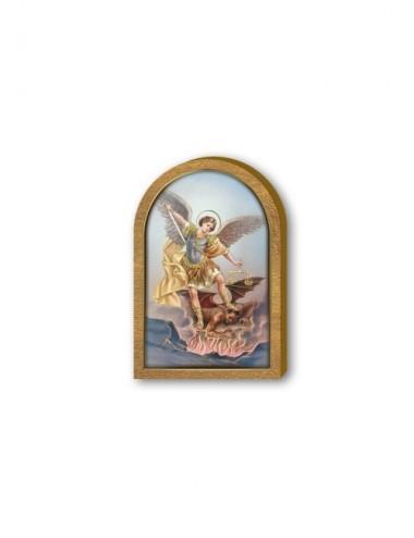 Dittico in legno di Gesù...