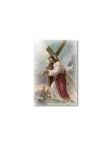Santino Mignon Gesù porta...