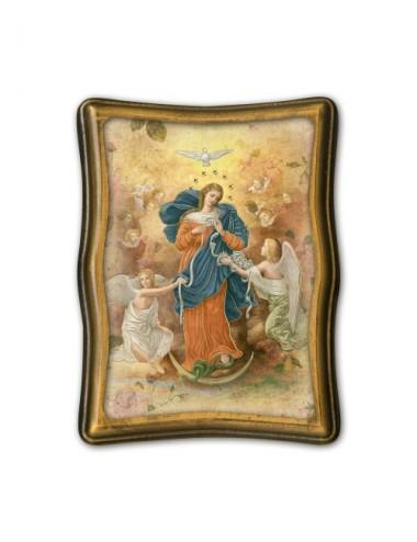 Quadretto anticato di Maria...