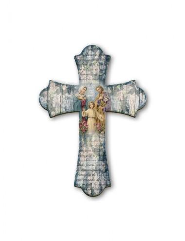 Croce vintage in legno...