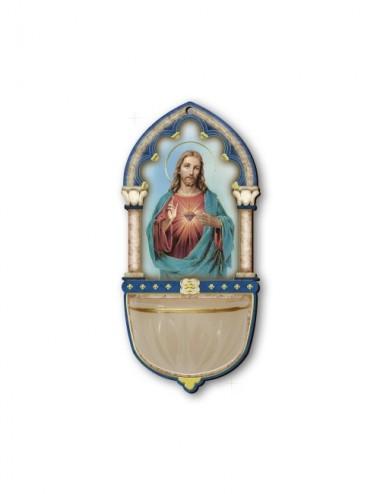 Acquasantiera del Sacro...
