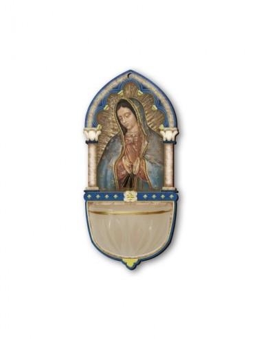 Acquasantiera della Madonna...