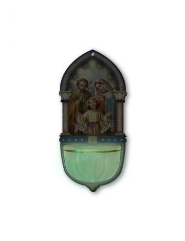 Acquasantiera della Sacra...