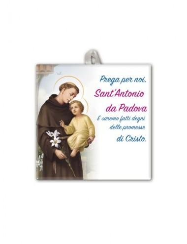 Piastrella di Sant'Antonio...