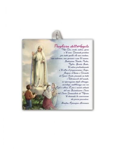 Piastrella della Madonna di...