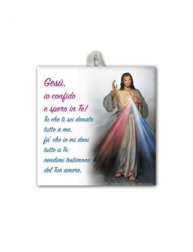 Piastrella di Gesù...