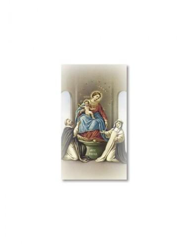 Santino Madonna di Pompei...