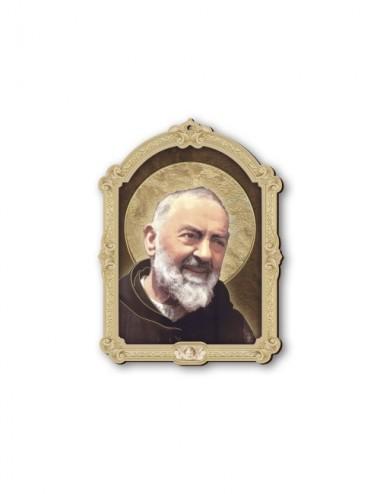 Quadretto di Padre Pio in...