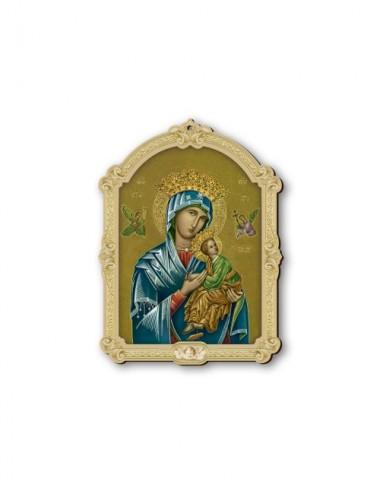 Quadretto della Madonna del...