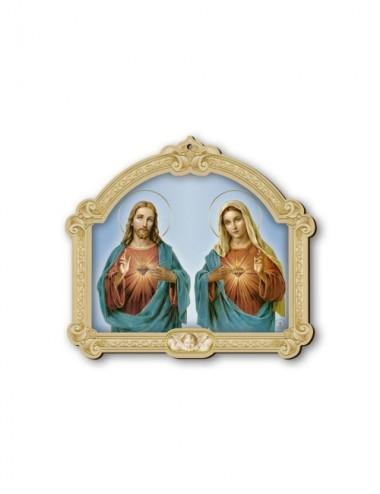 Quadretto del Sacro Cuore...