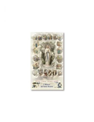 Santino Madonna del Rosario...