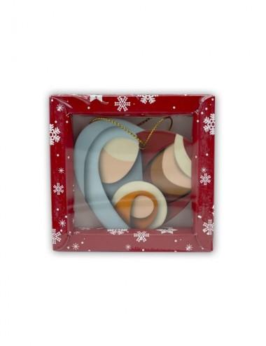 Decorazione natalizia a...