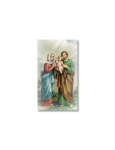 Santino Sacra Famiglia con...