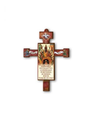 Croce di Cresima in stile...
