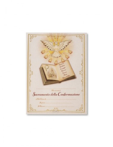 Diploma in carta pergamena...