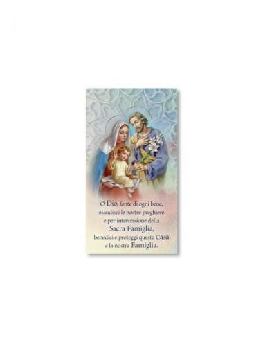 Cartoncino Benedizioni con...