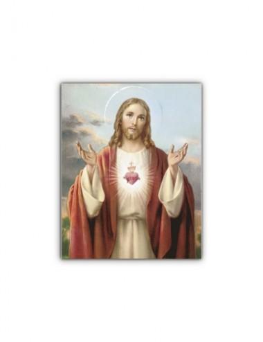 Mini poster con il Sacro...