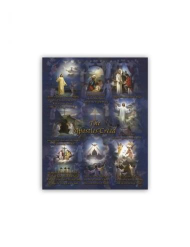 Mini poster con il Credo...