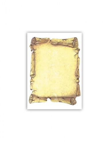 Pergamena neutra antica