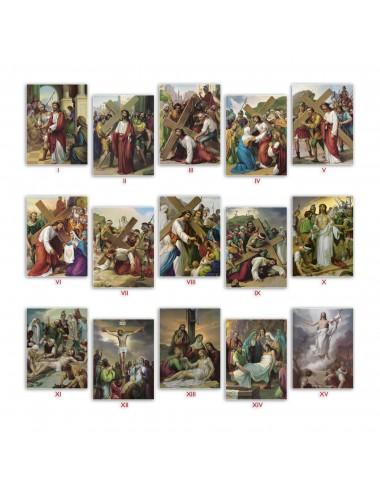 La Via Crucis di Vicentini