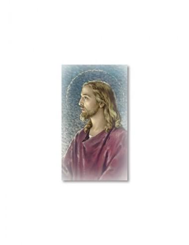 Santino volto di Gesù con...