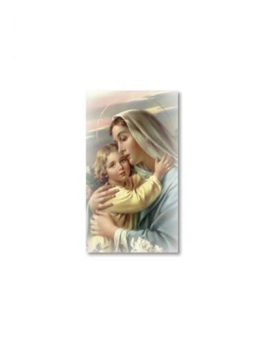 Santino Madonna con Bambino...
